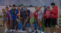 Big Brother 16 - Week 3 HoH competition practice