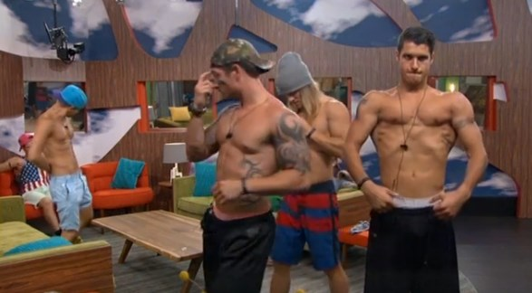 Big Brother 16 – Live Feeds on Saturday, July 12th