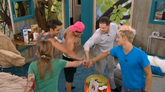 Detonators alliance on Big Brother 16
