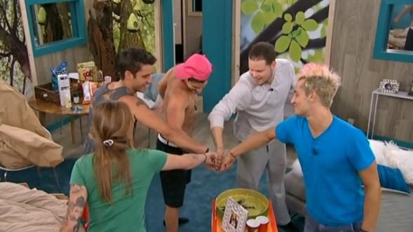 Detonators alliance on Big Brother 16