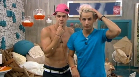 Big Brother 16 HGs Zach & Frankie