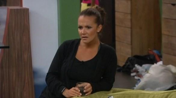 Brittany Martinez on Big Brother