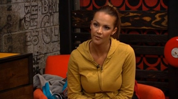 Brittany Martinez on Big Brother 16