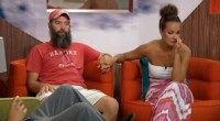 Donny and Brittany face eviction on Big Brother