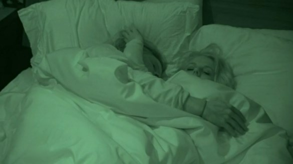 Hayden and Nicole showmance
