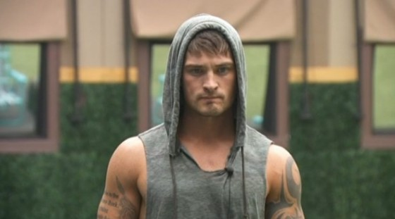 Caleb Reynolds on Big Brother 16