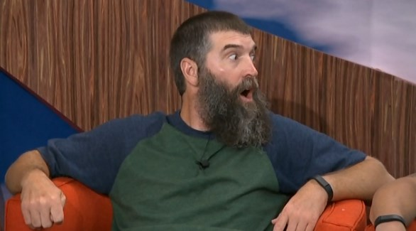 Donny is shocked by Big Brother 16