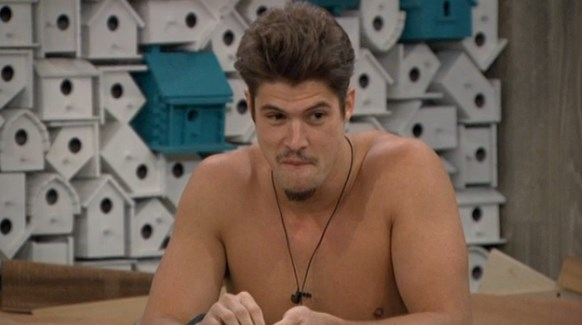 Zach Attack gets shutdown by Big Brother