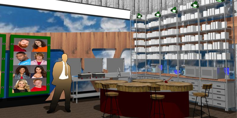 Kitchen Design Network big brother 16 kitchen design – big brother network