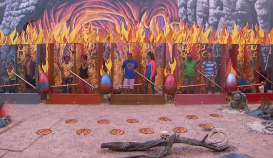 Big Brother 16 - Episode 11 HoH competition