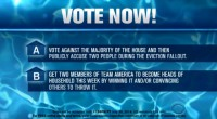 Big Brother 16 - Team America Mission Vote