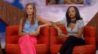 Amber and Jocasta face elimination on Big Brother 16