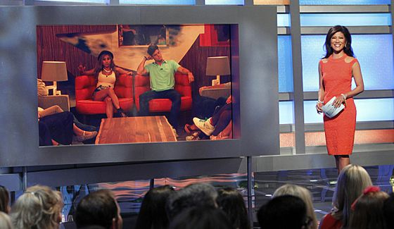 Julie Chen hosts Big Brother 16