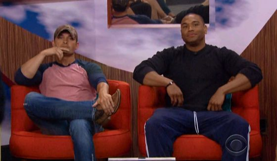 Caleb Reynolds & Devin Shepherd prepare for eviction