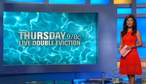 Big Brother 16 - Double Eviction