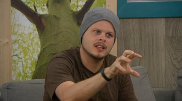 Derrick Levasseur takes hold of Big Brother 16