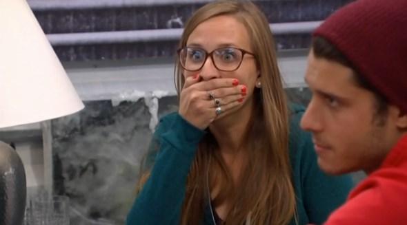 Christine Brecht on Big Brother 16