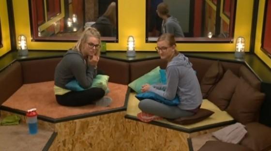 Christine & Nicole on Big Brother