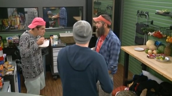 Zach, Derrick, & Donny share the plan