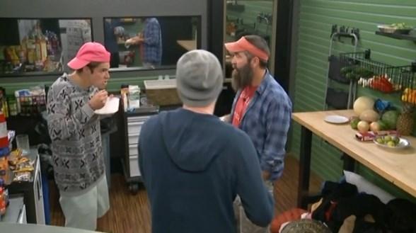 Zach, Derrick, & Donny share the plan