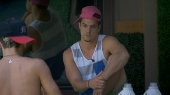 Zach Rance on Big Brother 16