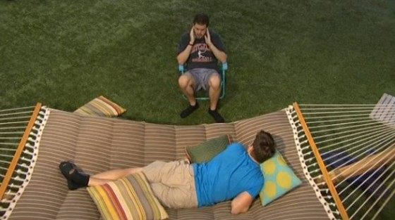 Derrick Levasseur and Zach Rance on Big Brother