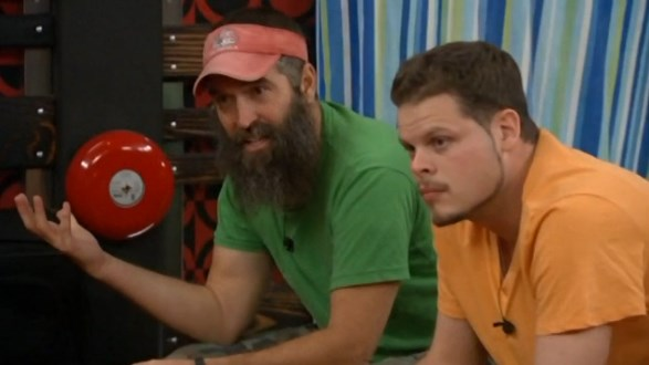Donny and Derrick on Big Brother 16