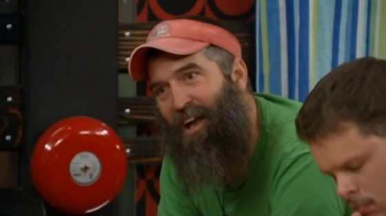 Donny Thompson fights for survival on Big Brother