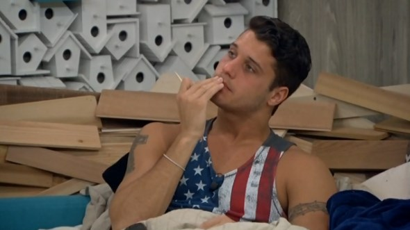 Cody Calafiore has a plan for the Power of Veto