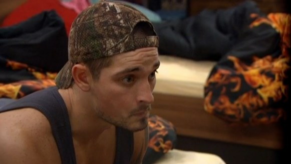 Caleb Reynolds on Big Brother