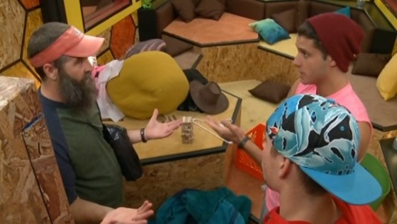 Donny & Cody make a deal on Big Brother 16