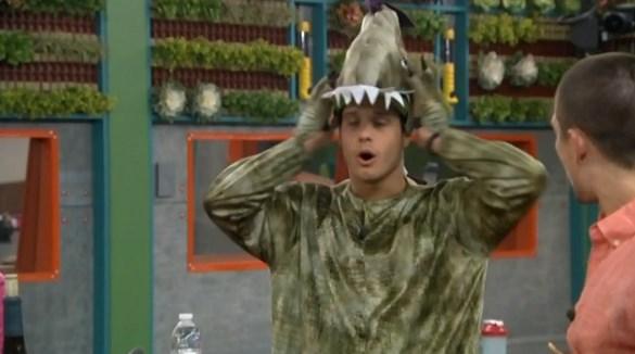 Cody Calafiore is Dino-Mite on Big Brother 16