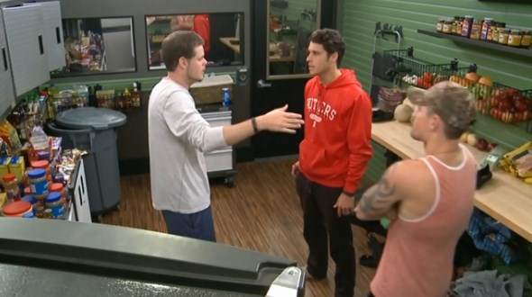 Derrick talks game with Cody & Caleb