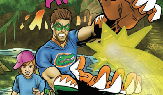 Zach Attack! Comic Book Cover on Big Brother - Source: CBS/EW