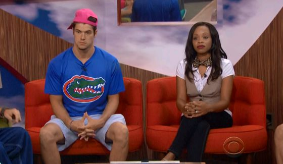 Zach Rance & Jocasta Odom on Big Brother 16