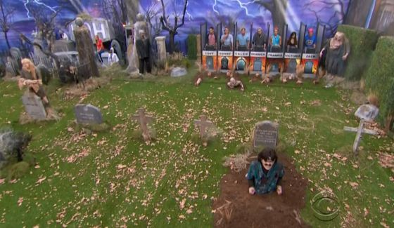 Big Brother 16 HoH comp Week 8