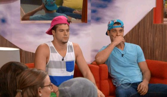 Zach Rance and Cody Calafiore face eviction