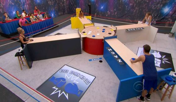 Returning Jury Competition on Big Brother 16 - Source: CBS