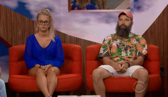 Nicole Franzel & Donny Thompson face eviction. Again.