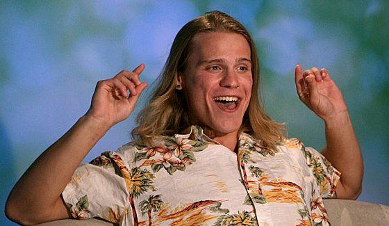 Hayden Voss on Big Brother 16