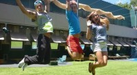 Cody, Frankie, & Christine jump for joy on Big Brother 16
