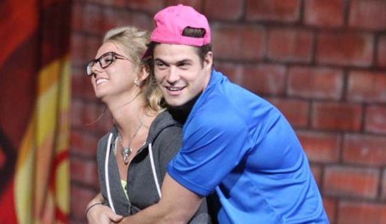 Nicole and Zach on Big Brother 16