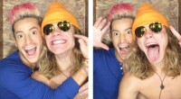 Big Brother 16 photo booth pics