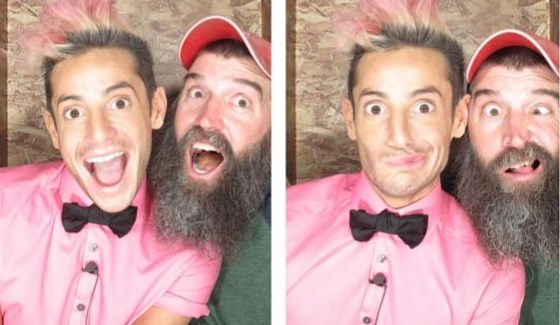 Donny Thompson & Frankie Grande on Big Brother