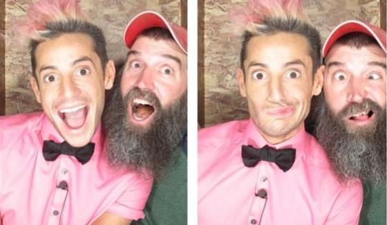 Donny Thompson & Frankie Grande on Big Brother