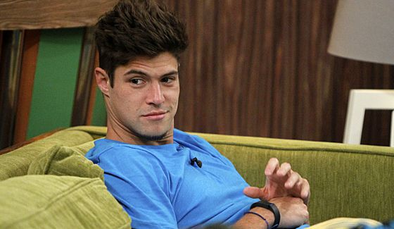 Zach Rance on Big Brother 16