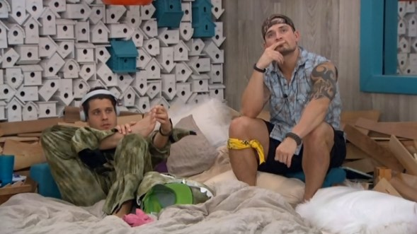 Cody and Caleb debate evicting Frankie