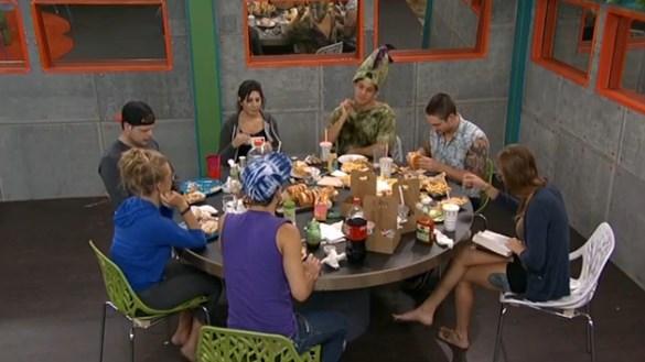 Big Brother 16 Houseguests