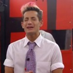 Frankie Grande on Big Brother 16