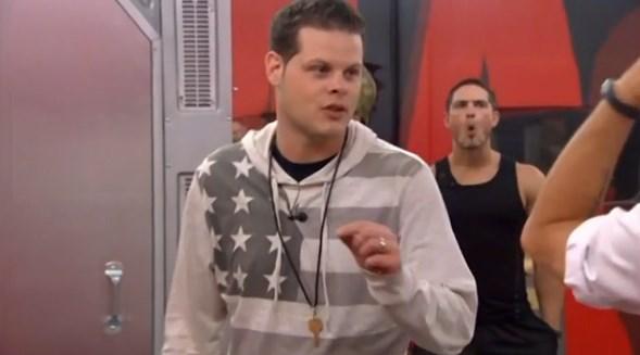Derrick Levasseur on Big Brother 16